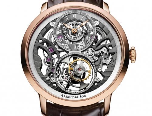 The Thinnest Skeleton Tourbillon Watch